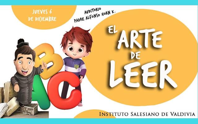 Premiación EL ARTE DE LEER 2018