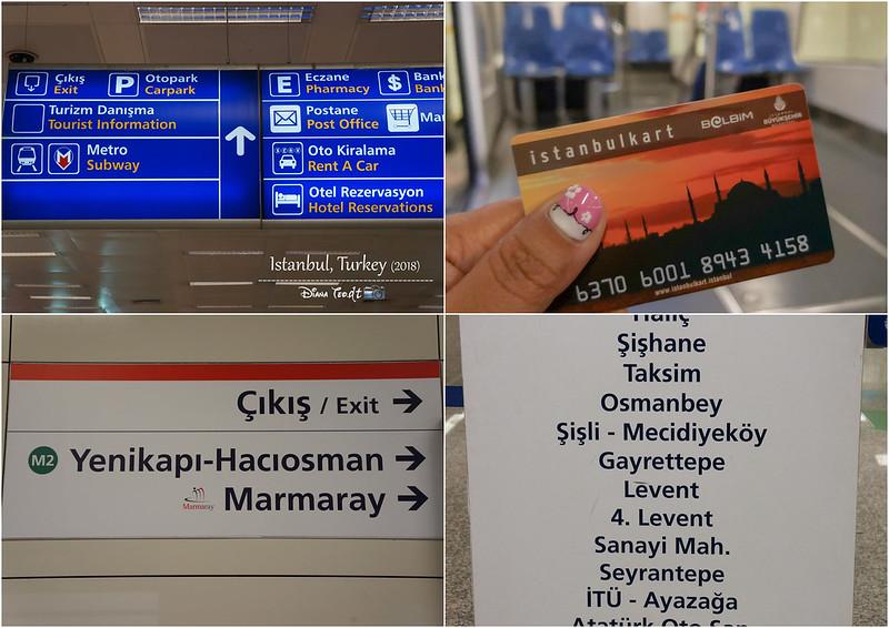 2018 Istanbul Airport Metro