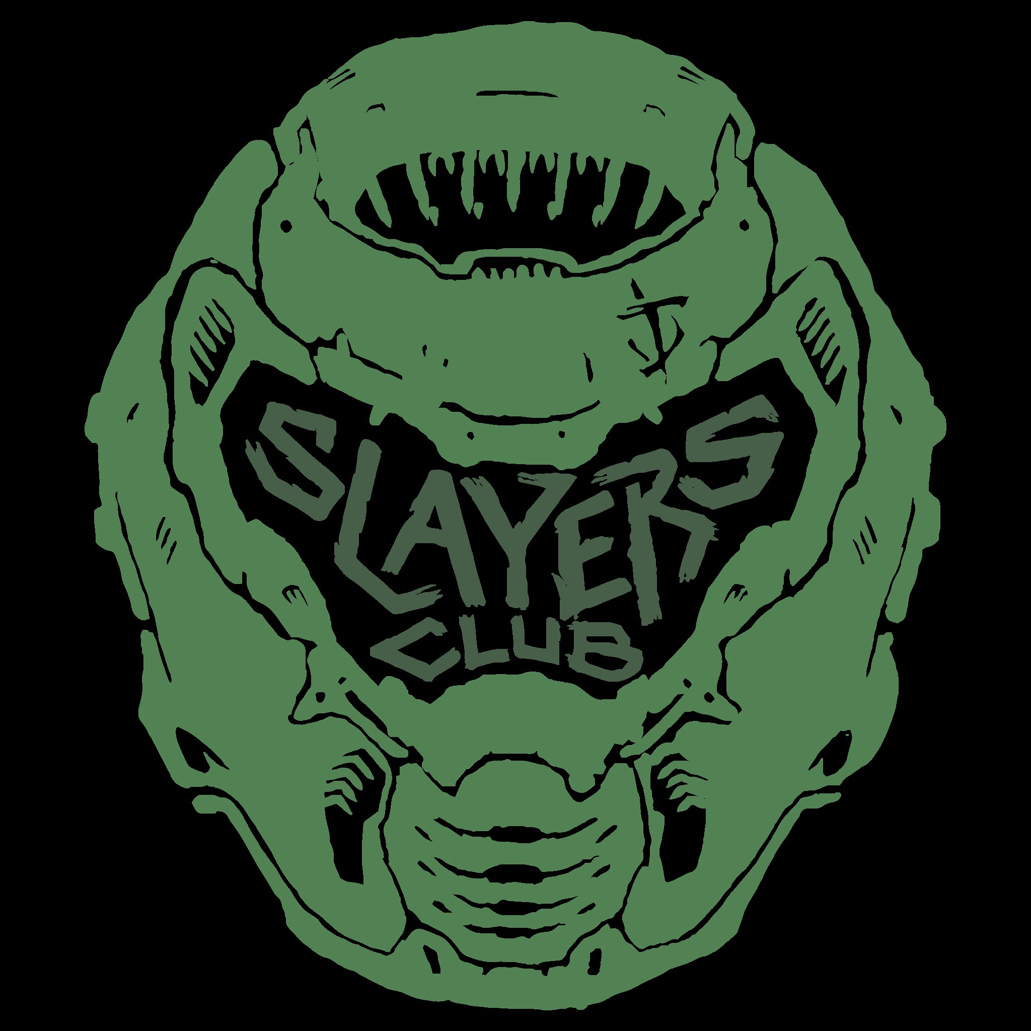 Slayers Club logo
