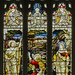 Leicester Cathedral, Stained glass window