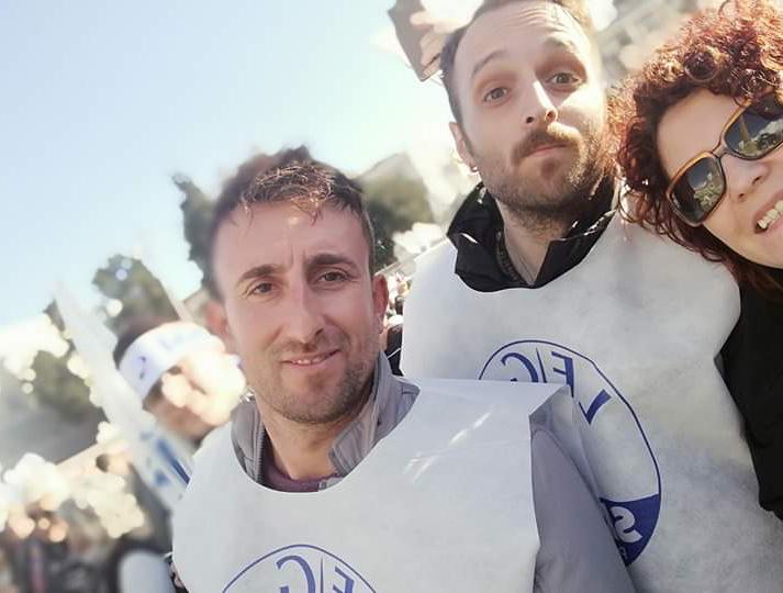 La Lega in piazza a Roma: