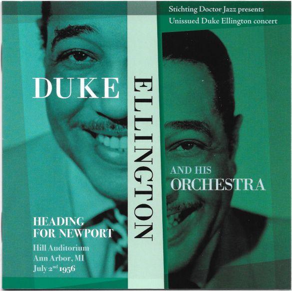 DukeEllingtonAndHisOrchestraHeadingForNewport1956
