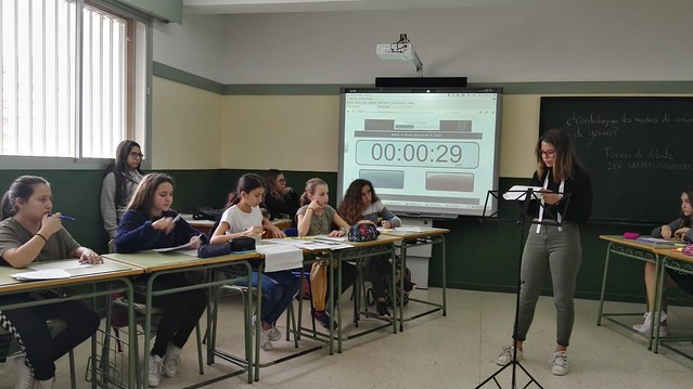 Torneo Debate Escolar Fase Centro