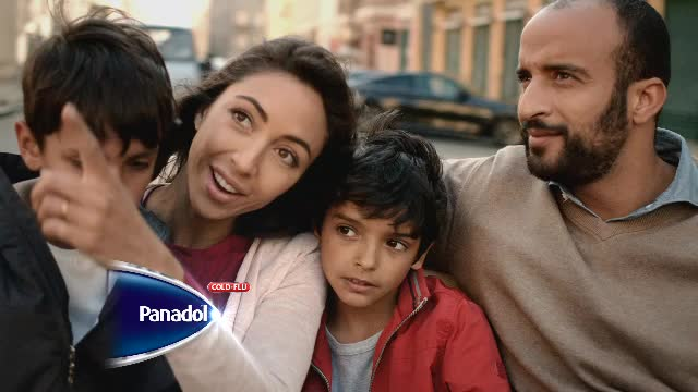 """Panadol Cold and Flu """"Family Vacation"""""""