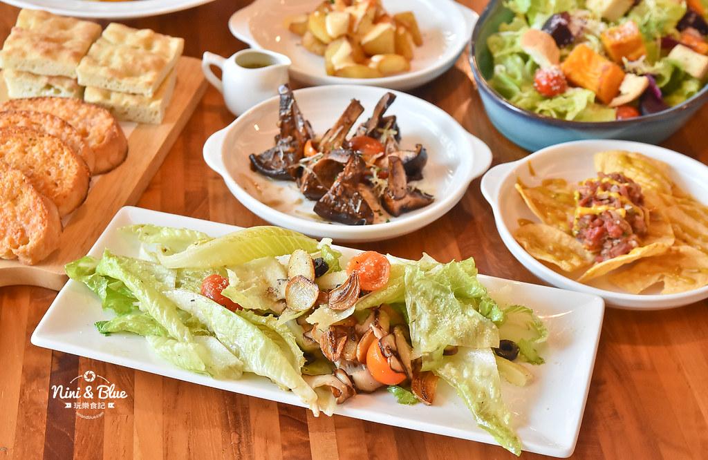 布佬廚房 台中蔬食 素食菜單24