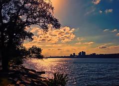 Shadows & Reflections - Manhattan, New York City