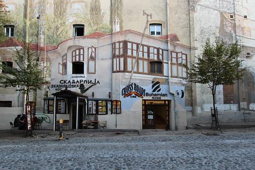 Skadarlija - Belgrade, Serbia