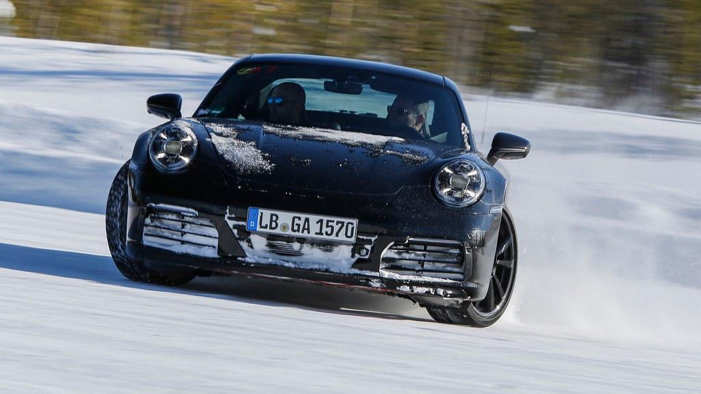 Porsche 911 prototipi 11am#