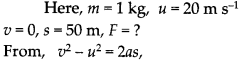 NCERT Solutions for Class 9 Science Chapter 9 Force and Laws of Motion 4