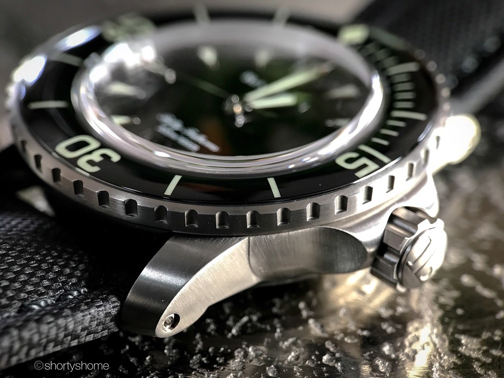 Blancpain Fifty Fathoms Grande Date, Fifty Fathoms Grande Date, Blancpain Big Date, Fifty Fathoms Big Date