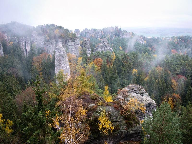 czeski raj hruboskalsko