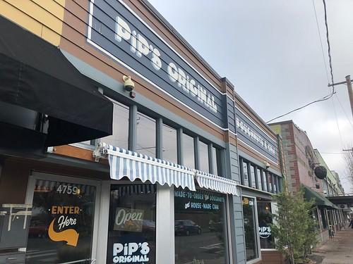 Pip's Original Doughnuts. From Donut-Hopping Portland: 3 Quintessential Hotspots