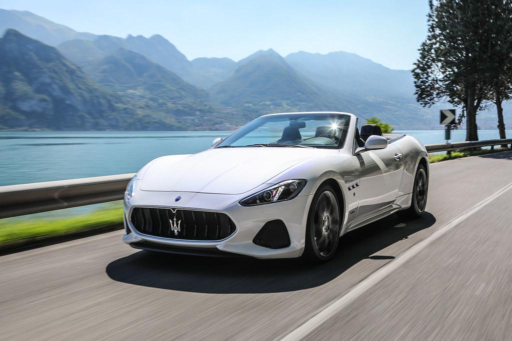 Comprar Maserati Grancabrio