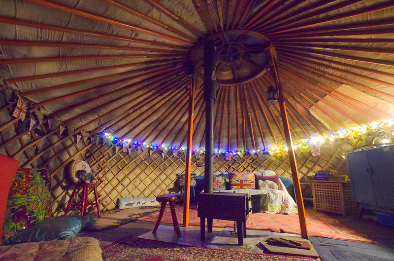 Glamping in Yurt - Peak District near Buxton DSC_2314