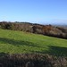 010-20181111_Mid Glamorgan-panoramic view SE from Cefn Onn-photo 2 of 4-ESE to Craig Llysfaen
