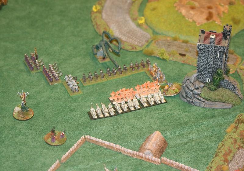 [1300 - Orcs vs elfes Noirs] La bataille des piques maudites 31713460927_026e46c18f_c