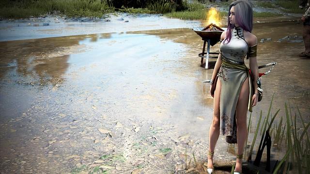 Black Desert Online - Sexy Maiden