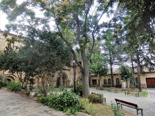 Plaza de Añón de Moncayo.