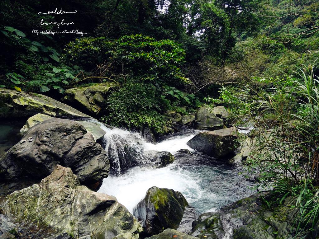 宜蘭絕美瀑布旅遊兩天一夜旅行行程景點推薦新寮瀑布步道 (7)