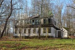 Monticello Ruin