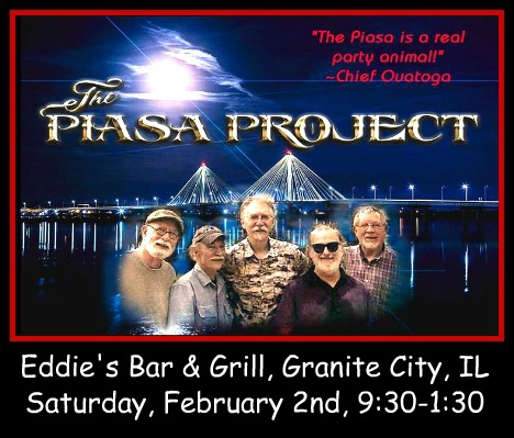 The Piasa Project 2-2-19