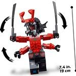LEGO Ninjago Legacy 2019 70669 06