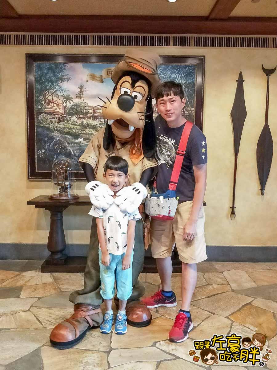 香港迪士尼探索家度假酒店--15