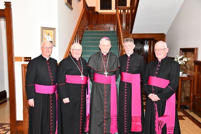 Reception For the Papal Nuncio
