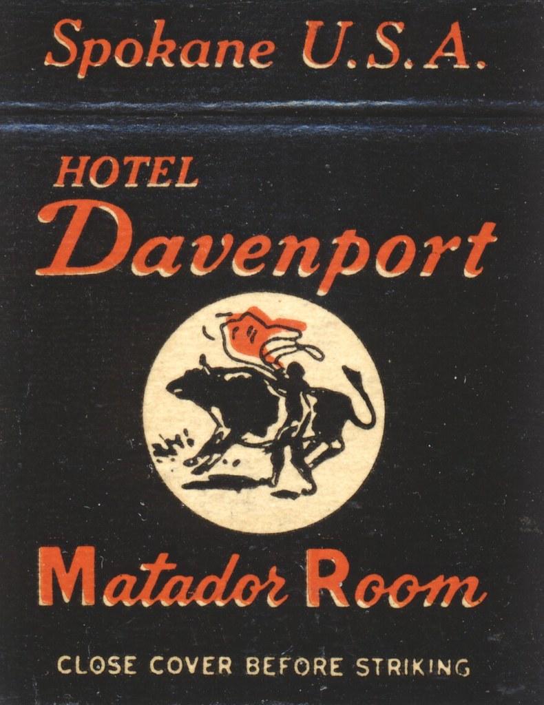Hotel Davenport - Spokane, Washington