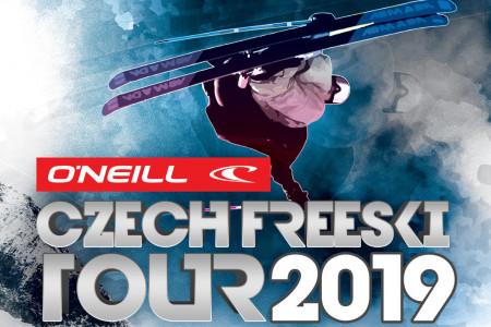 O'Neill Czech Freeski Tour 2019