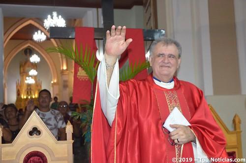 Última novena de São Sebastião tem presença de uma multidão de paroquianos