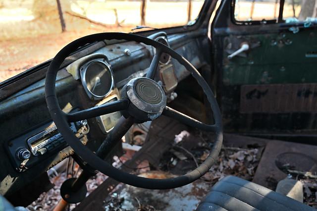 Dodge steering wheel
