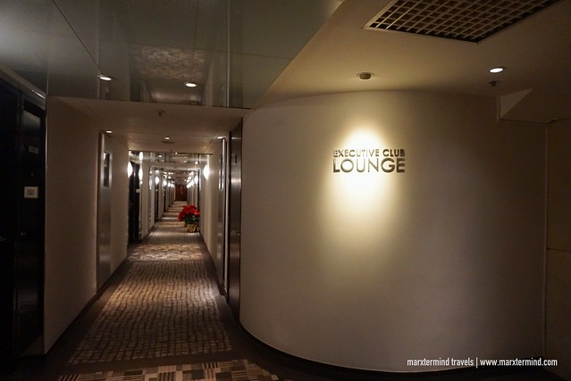 Regal Airport Hotel Executive Club Lounge