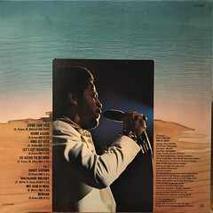 AL GREEN:LIVIN' FOR YOU(JACKET B)