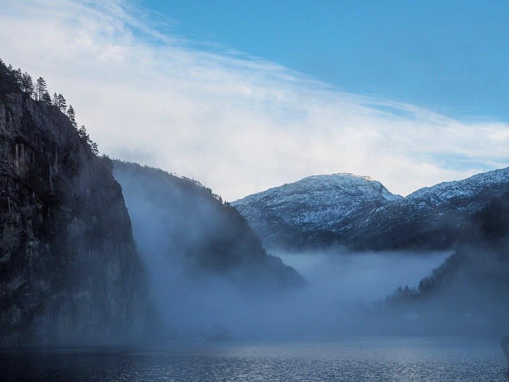 Vuonoristeily Bergen