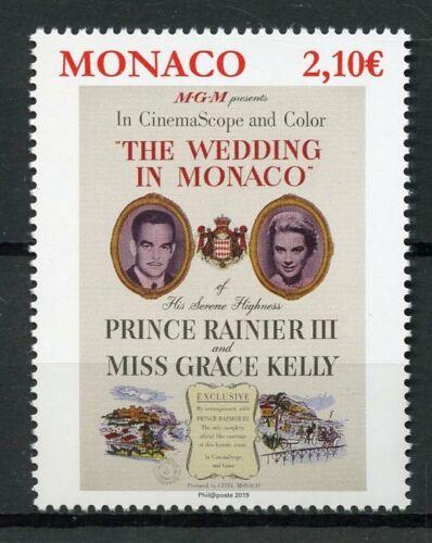 Monaco - Grace Kelly Movies: The Wedding in Monaco (January 14, 2019)