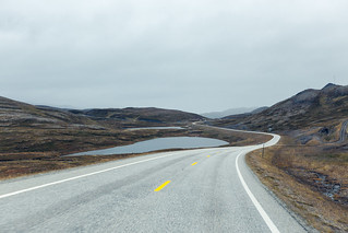 Heading to Nordkapp (E69) - Nordkapp - Norway
