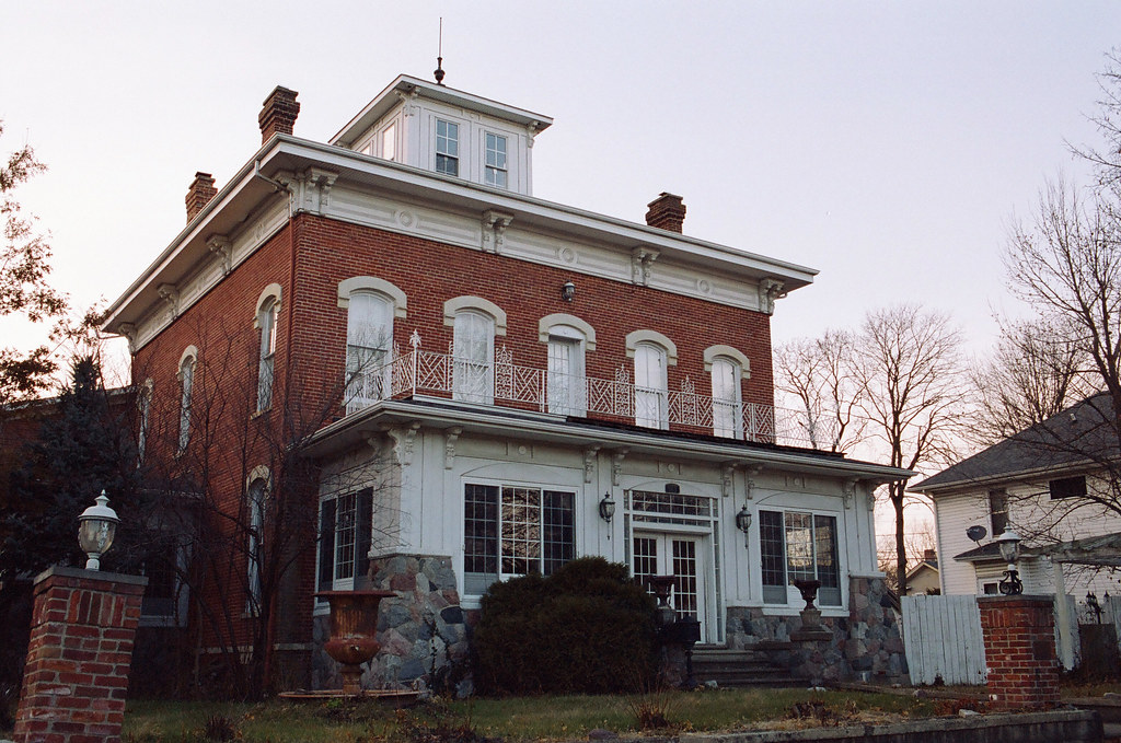 The Corbin House