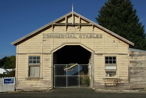 Murchison: Commercial Stables (c.1890s) (1)