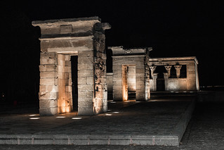 Templo de Debod - Madrid