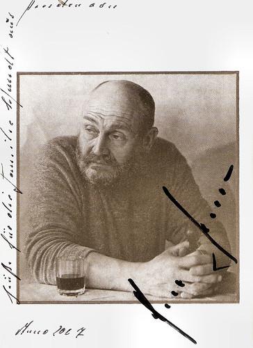 Rolf Hoppe (1930-2018)