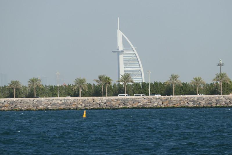 Dubai Ferry Ride from Dubai Marina to JBR & Atlantis Palm