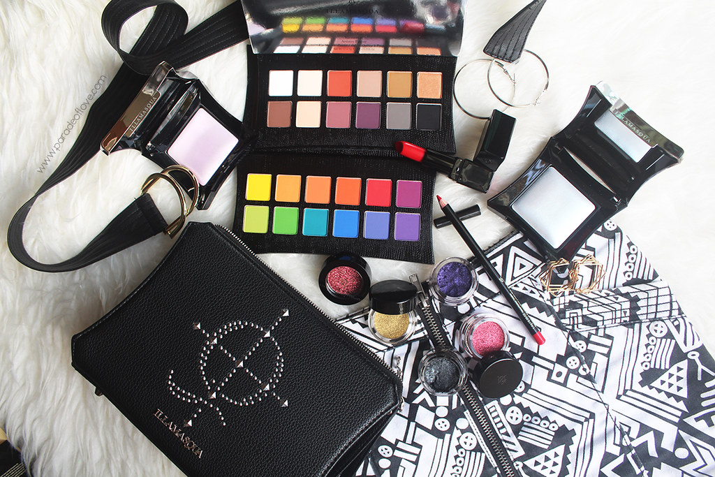 Illamasqua's The Reign of Rock Collection