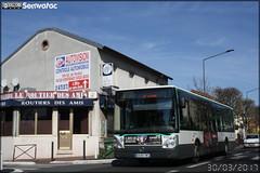 Irisbus Citélis Line - RATP (Régie Autonome des Transports Parisiens) / STIF (Syndicat des Transports d'Île-de-France) n°3514