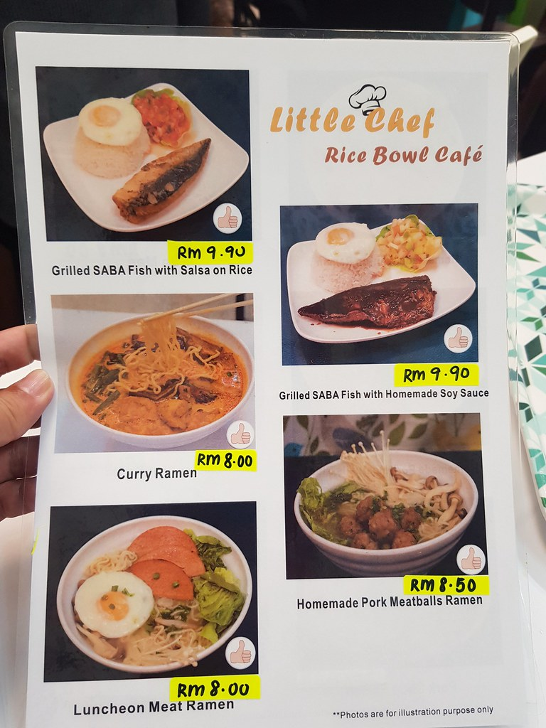 @ Little Chef KL Wisma Cosway
