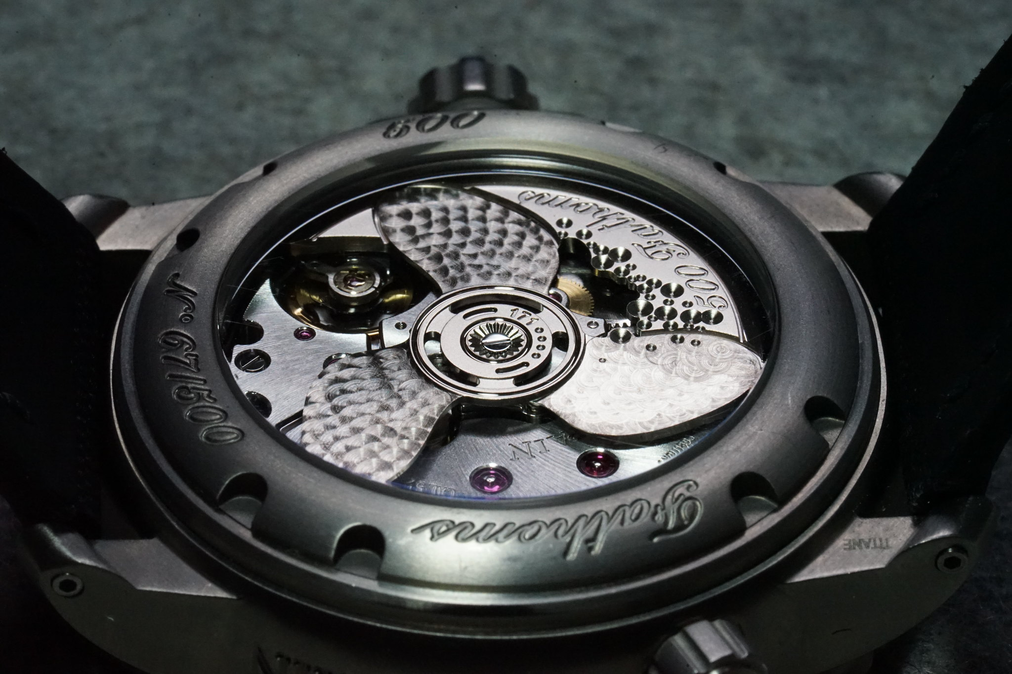 500 Fathoms GMT