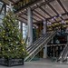 Leadenhall Building Entrance Christmas Tree-0314