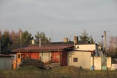 Różyca village