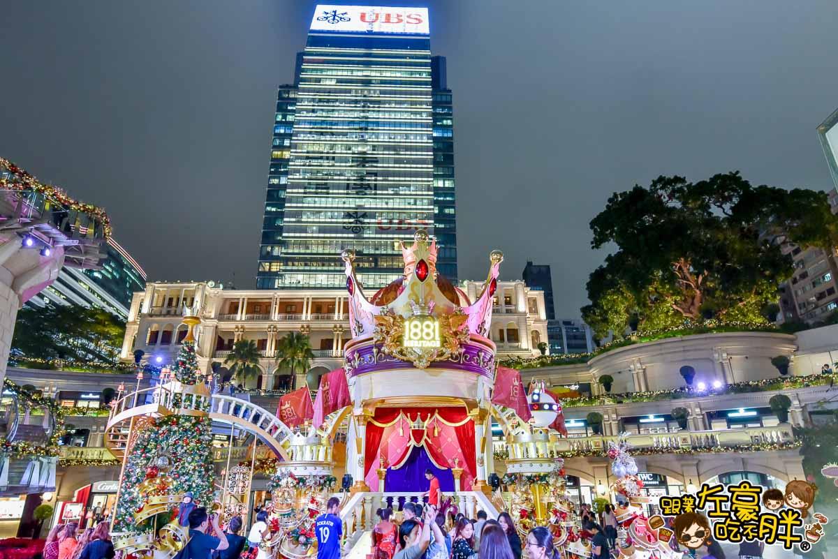 香港聖誕節 尖沙咀海港城聖誕裝飾-53