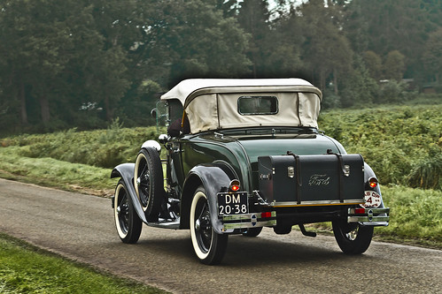 Ford Model A Roadster 1930 (2973)
